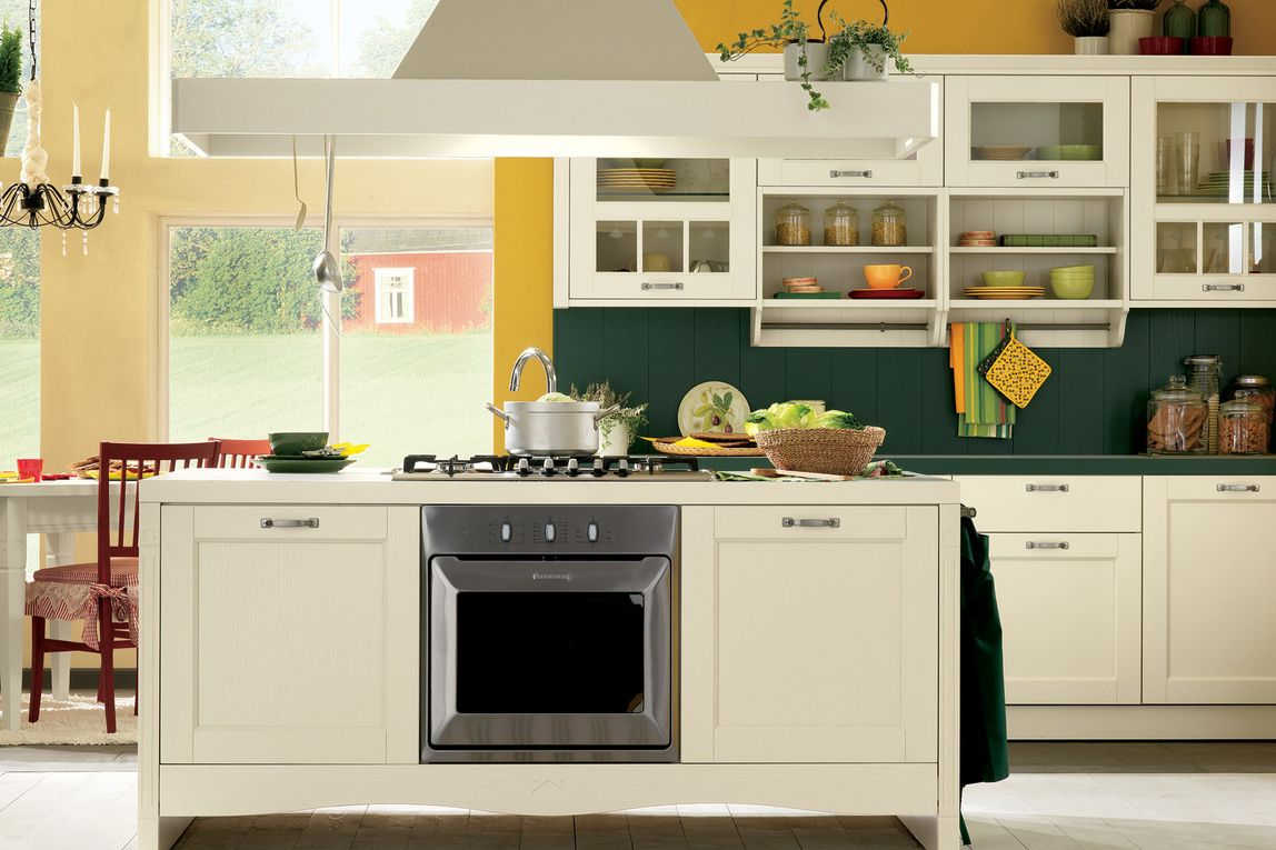 GRETHA | veneta cucine classiche | AROSIO F.LLI S.a.s.