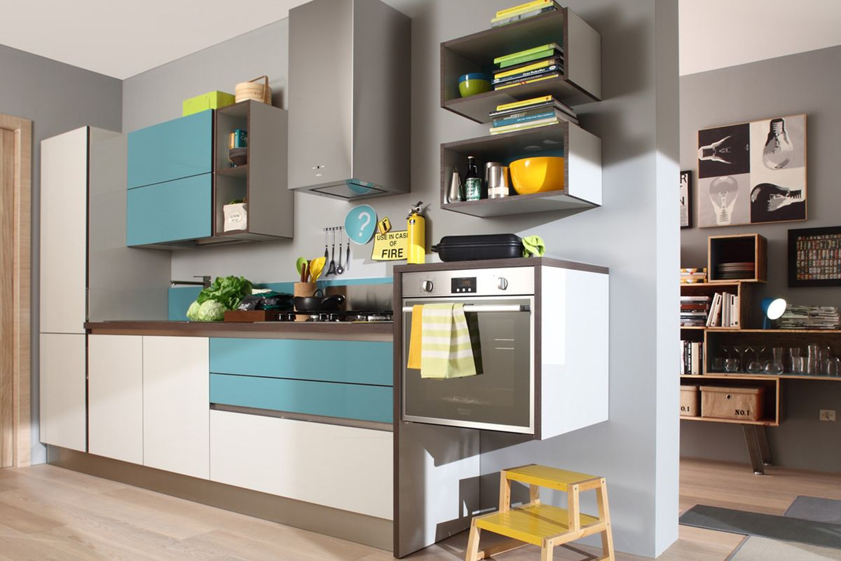 START-TIME.GO | veneta cucine moderne | AROSIO F.LLI S.a.s.